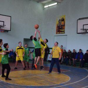 26 января состоялся ХХ турнир по баскетболу памяти Ивана Фёдоровича Сонгрова