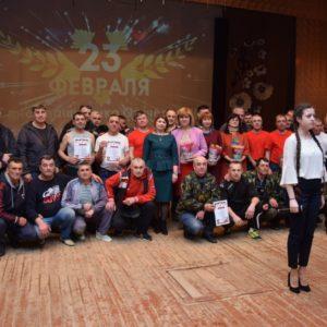 23 февраля состоялся праздничный концерт посвященный «Дню защитника отечества»