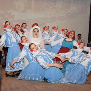 2 февраля в ДК состоялся концерт национального гагаузского ансамбля песни и танца «Дюз-Ава»