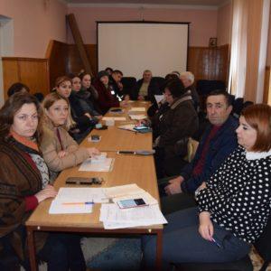 11 февраля состоялось заседание комиссии по чрезвычайным ситуациям для обсуждения эпидемиологической ситуации