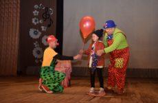 28 февраля на сцене ДК состоялось цирковое представление с животными
