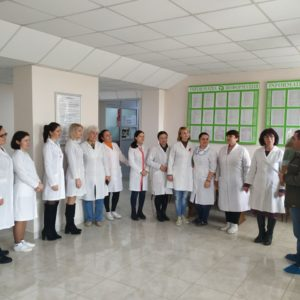 От имени примэрии, женщины всех организаций и предприятий села получили поздравления в преддверии 8 марта!