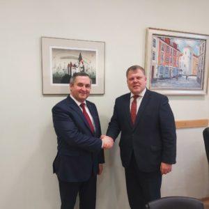 Между Ассоциацией примаров Гагаузии и Ассоциацией местного самоуправления Латвии был подписан договор о намерениях