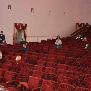 (ВИДЕО) В среду, 1 апреля состоялось расширенное заседание Комиссии по Чрезвычайным ситуациям с. Копчак