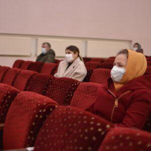 В Копчаке прошло заседание комиссии по общественному здоровью