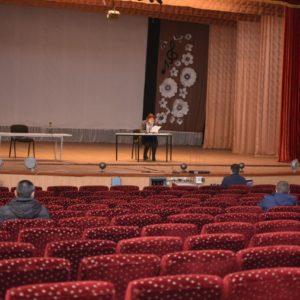 (ВИДЕО/DOC) 10 апреля состоялось заседание Комиссии по Чрезвычайным Ситуациям с. Копчак