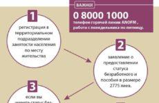 Инструкция: кто имеет право на пособие по безработице и как его получить