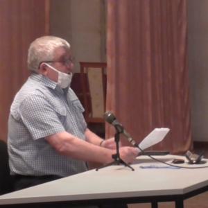 19 мая 2020 г., состоялось заседание комиссии, созданной местным советом, для проверки наличия зерна квотчиков села на складах колхоза «Победа»