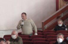 (ВИДЕО) 13 мая состоялась экстренная сессия местного совета с. Копчак