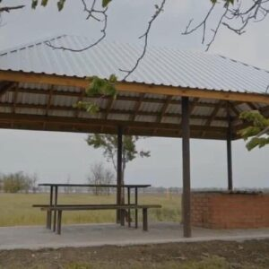 8 июня состоялось освещение отремонтированного колодца на границе Копчака и Кубея