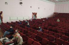 (DOC/ВИДЕО) 4 июня состоялось заседание Комиссии по Чрезвычайным Ситуациям с. Копчак