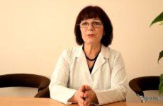 Главврач Центра здоровья села Копчак Ирина Ялама обратилась к жителям села в связи с развитием эпидемиологической ситуации