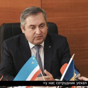 (ВИДЕО) Интервью примара Олега Гаризан телеканалу NTS