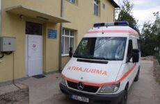 Пункт скорой помощи с. Копчак получил гуманитарный груз от Союза Гагаузских Предпринимателей