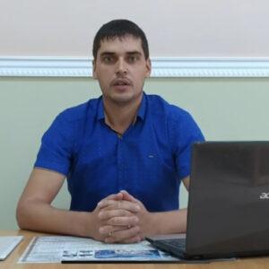 Поздравление односельчан с днём Храма и днём села председателем местного совета Леонидом Стамат