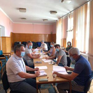 Состоялось заседание Отборочного комитета МИГ «Долина Родников» по оценке заявок в рамках конкурса «Нам строить будущее сел»