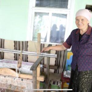 «Eveldän kalma zanaatlar» — первый документальный фильм посвящённый ткачеству от Дома Культуры с. Копчак