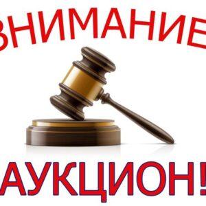 Объявление о проведении аукциона в Примэрии Копчака