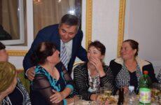Поздравление примара Копчака с днём учителя