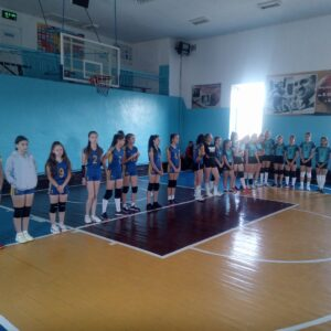 Женские команды по волейболу ДЮСШ с. Копчак заняли призовые места в Чемпионате Гагаузии