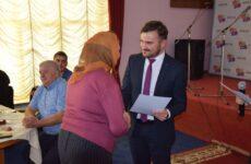 2 октября примэрия села Копчак организовала торжественный прием по случаю празднования Дня пожилого человека