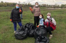 Копчак объединился для санитарной уборки. Массовый субботник собрал более 500 жителей села (Часть 1)