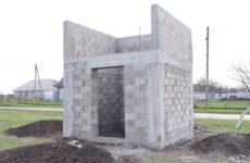 В Копчаке строят два новых бювета и парковую зону с парковками (фоторепортаж)