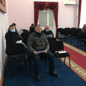 Заседание местного совета от 24.12.2020 год