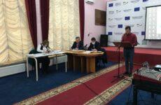 Местный совет от 24.12.2020 вопрос об выделении земельного участка под открытие Промышленного Парка