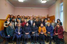Примар и коллектив Примэрии Копчака сердечно поздравляют жителей с Рождеством Христовым