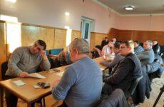В Копчаке cостоялось экстренное заседание местного совета