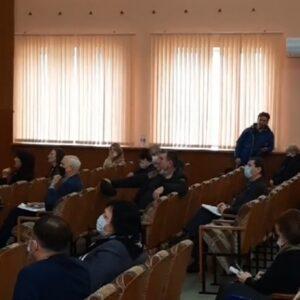 Бездефицитный бюджет приняли в НСГ. Как голосовали депутаты Копчака?