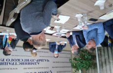 Встреча примаров Чадыр-Лунгского р-на с Башканом Гагаузии И. Ф. Влах от 08.02.2021