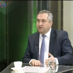 (ВИДЕО) Олег Гаризан в программе «Интервью недели» на телеканале «GRT» 09.01.2021