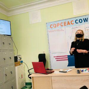 В селе Копчак состоялось заседания инициативной группы по картографическому заданию в рамках программы «Я вовлекаюсь» (Mă implic)