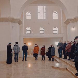 Финансовый отчёт  строительства  Храма