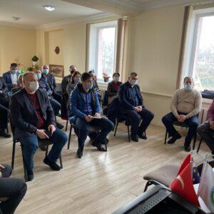 В селе Конгазчик прошло заседание примарского корпуса АТО Гагаузии