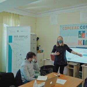 (VIDEO) Первое ателье инициативной группы по выработке пакета документов по субгранту MĂ IMPLIC прошло в селе Копчак.