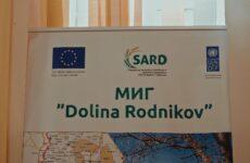(VIDEO) Рабочее заседание МИГ «Долина родников» прошло в Копчаке.