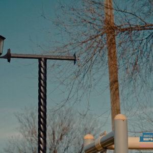 Очередной факт вандализма в парке села Копчак.