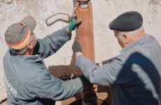 В Копчаке на двух артезианских скважинах  заменены насосы.