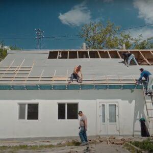 (VIDEO) Капитальный ремонт в детском саду №1