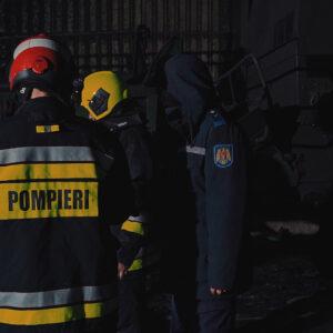 (Video) В Копчаке совершён поджог комбайна одного из арендаторов