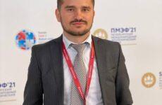 Вице-примар Копчака принимает участие в Петербургском международном экономическом форуме
