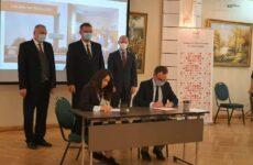 Примария с. Копчак подписала соглашение с фондом сельского развития LEADER-EC- 2021