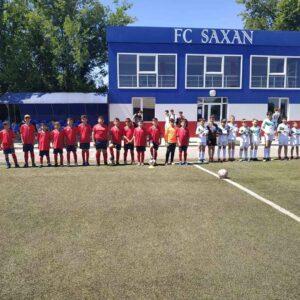 Учащиеся ДЮСШ приняли участие в турнире по футболу «Лето 2021»