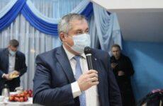 Примар Копчака Олег Гаризан принял участие в Форуме Союза  гагаузских предпринимателей в Москве.