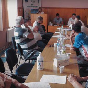 Внеочередное заседание местного Совета с. Копчак  19.07.21