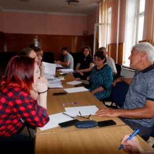 Административный Совет(Правление) МИГ -а» Долина Родников» одобрил конкурсную документацию