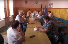 Заседание местного совета от 20.08.2021